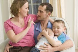 децата - с обич и разбиране
